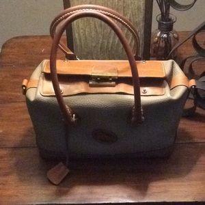 Dooney & Bourke Vintage Doctors Bag.